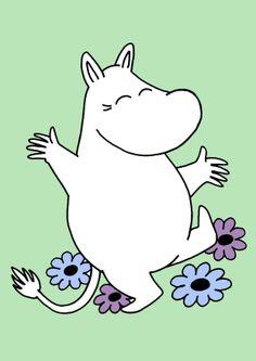 Moomins flowers