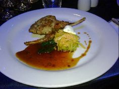 Chef Mark Hix ~ Best of British ~ Lamb Cutlets Reform