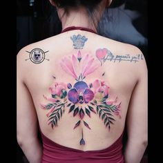 Photo by (dongtribal) on Instagram   #womenday #tattoo #tattoogirl#flowers #flowertattoo #orchid #orchidtattoo #leaf #natural #tree #nature #neotraditionaltattoo #colourtattoo #ink #realistictattoo #artwork #fantasytattoo #photooftheday #nghethuatxamthuduc #xamnghethuat #thuduc #thc #thuducdistrict #vietnam #asian #instagram Love Tattoos, Girl Tattoos, Tattoo Ideas, Tattoo Designs, Orchid Tattoo, Fantasy Tattoos, Colour Tattoo, Neo Traditional Tattoo, Beautiful Body