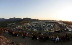 Experienced Nascar for the first time ever last fall.  Camping and all!