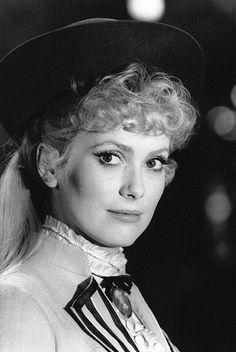 movie cinema ᘛ Catherine Deneuve on the set of Mayerling (1968)