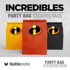 Loot Bags, Favor Bags, I Love My Son, Label Paper, Tent Cards, Party In A Box, Printing Labels, Printed Bags, Party Bags