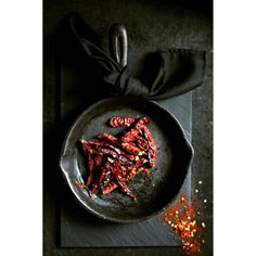 Red chilies... Some like it hot  #instamood #instafood #instaspice #foodprops #stuffIlove #foodstyling #kitchencollectibles #castiron #foodphotooftheday #redchilies #foodart #foodandvintage #instapic #PAB #simplelife #foodstylist #spices #raw #Indianfoodbloggers #thekitchn #yahoofood #stilllife @instagram #moodfood #WHPartifacts #Indian
