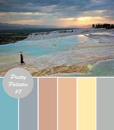 Wedding Color Palettes #7: Cotton Candy Colors   WedLoft