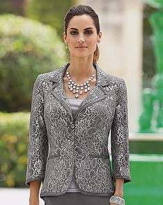 Together Lace Jacket | Oxendales