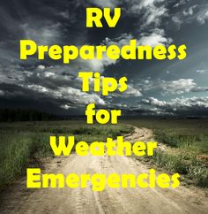 RV Emergency Preparedness Tips