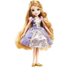Moxie Girlz Doll- Rapunzel Bryten