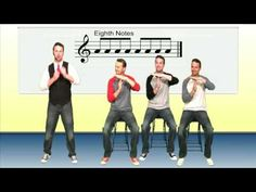 Video for teaching rhythm