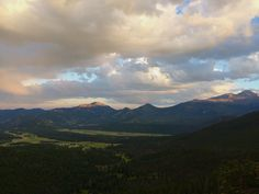 Explored Rocky Mountain National Park for the first time- View from Many Parks Curve [3264 x 2448]