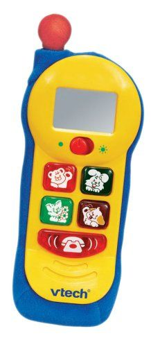 VTech VSmile Soft Songs Baby Phone * Visit the image link more details. (This is an affiliate link)