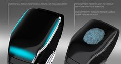 This smartwatch designed by Maik Lippe recognizes this trend and offers the user a modular solution that can continue to be upgraded over time. Each technical component from the face… New Gadgets, Gadgets And Gizmos, Technology Gadgets, Wearable Device, Smartwatch, Apple Watch, Helpful Hints, Pretty, Tips