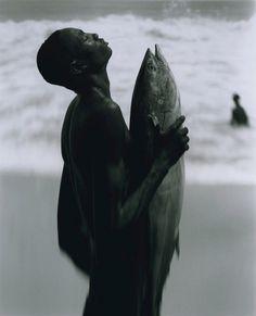 Akan Fisherman, Ghana by Elizabeth Sunday