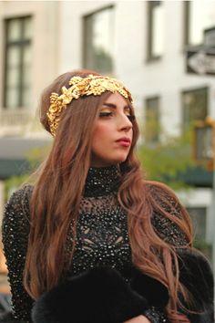Lady Gaga hair  Brown