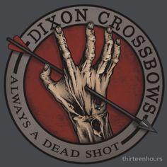 daryl-dixon-crossbows-twd