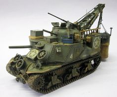 TRACK-LINK / Gallery / M31 (T2) Tank Recovery Vehicle