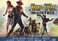 John Wayne & Maureen O'Hara ✾
