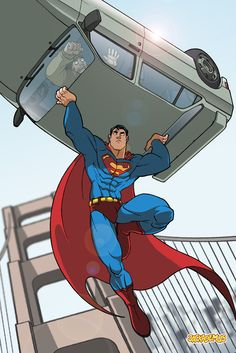 Superman by Jackademus.deviantart.com on @deviantART