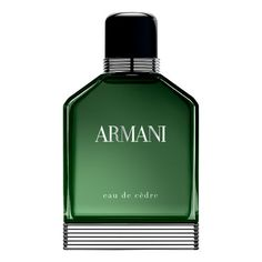 Perfume Emporium has discounted prices on Armani Eau de Cedre cologne by Giorgio Armani. Save up to off retail prices on Armani Eau de Cedre cologne. Perfume And Cologne, Best Perfume, Perfume Bottles, Men's Cologne, Best Fragrance For Men, Best Fragrances, Parfum Giorgio Armani, Emporio Armani, Armani Makeup