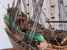 フリースランド(Friesland) 帆船模型_2      Finished