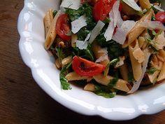 Lecker Nudelsalat mediterran