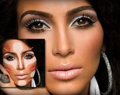 How To Highlight and Contour with Makeup and Best Products to Use   -