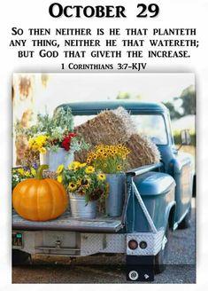 King James Bible Verses, Bible Verses Quotes, Bible Scriptures, October Calender, December, Calendar, Daily Scripture, God First, Verse Of The Day