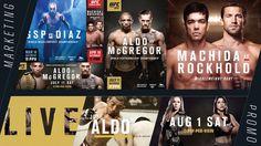 100% Design: UFC: Rebrand