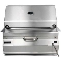 Infrared Charcoal Grill Built In Charcoal Grill, Charcoal Smoker, Best Charcoal Grill, Built In Grill, Gas Grills On Sale, Grill Sale, Best Gas Grills, Smoker Chips, Infrared Grills