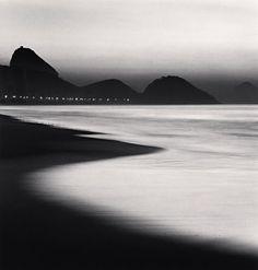 Michael Kenna  Copacabana Beach, Rio de Janeiro  2006