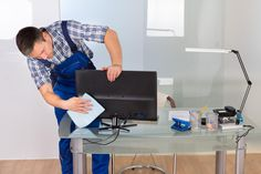 Our team is filled with dedicated commercial #cleaning goodness that makes us want to clean. Some people are good at certain things, we're great at our work because we love to clean!    #Office #Cleaning #Berkshire