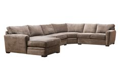 Gypsy Four-piece Left-Arm Sectional from Gardner-White Furniture #gw2win