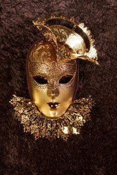 Máscara veneciana  Duse por OriginalVeniceShop en Etsy