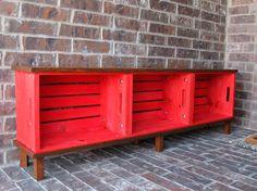 20 usos diferentes para cajas de madera