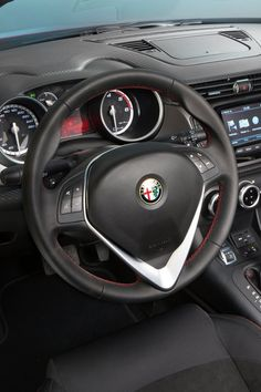 Alfa Romeo Giulietta (2015) Sprint Interior
