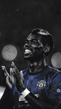 Football players are not only great entertainers on the pitch but also they entertain off the pitch. Footballers have have left behind magical quotes with enough humor to put a smile on one's face One Love Manchester United, Paul Pogba Manchester United, Manchester United Wallpaper, Manchester United Players, Football Images, Football Quotes, Pogba Wallpapers, Sports Wallpapers, Dope Wallpapers