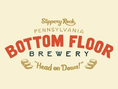 Bottom Floor Brewery Logo