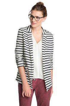 Esprit Burgundy Jeans, Blazer, Sweaters, Jackets, Fashion, Spirit, Down Jackets, Moda, Fashion Styles