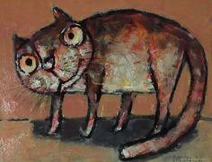 Купить Миниатюрные картинки маслом «котята» в интернет-магазине на Ярмарке Мастеров, цена: 6500 ₽. Товары ручной работы с доставкой по России и СНГ. ✓Описание, фото ✓Отзывы реальных покупателей Cat Art, Moose Art, Cats, Painting, Animals, Gatos, Animales, Animaux, Painting Art