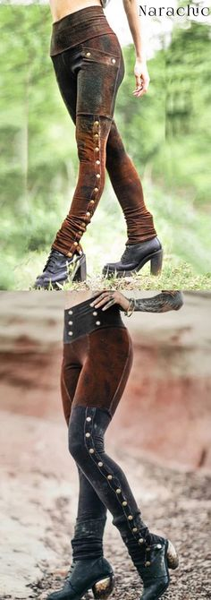 Women's Casual Pockets Solid Pants Hot Sale!Women's Casual Pockets Solid Pants Hot Sale! Fast Fashion Brands, Look Fashion, Womens Fashion, Character Outfits, Mode Outfits, Steampunk Fashion, Leggings Are Not Pants, Women's Pants, Hot Pants