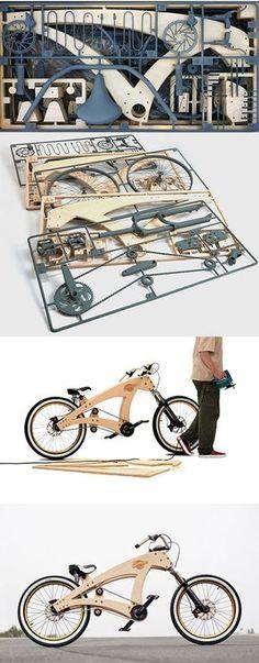 DIY Kit Sawyer Lowrider de bicicletas puede ser que sea más fresco nunca