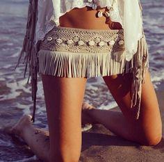 Irresistible #outfit para los #afterbeach más cool del verano. #cool #fashion #summer #beachstyle #sexy
