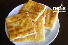 Tulum Peynirli Yumurtalı Gözleme