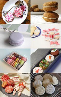 Eat me by Nadia Mangione @bynadialab on @etsy @etsyitaliateam @itsmartteam #handmade #sweet #macarons #giftideas #christmas https://www.etsy.com/treasury/MzM5MjU2NTB8MjcyNjk5NDI0MA/eat-me --Pinned with TreasuryPin.com