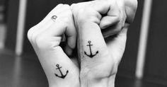 Meus Delírios: Tatuagem entre amigos