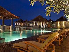 Mercure hotel - Kuta,  Bali: i was on this rooftop! honestly just wish i could live in kuta, please.