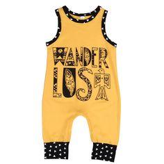 Summer Cotton Romper - Women's & Baby Boy Clothing -Online Shopping