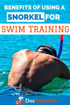 Benefits of Using a Snorkel For Swim Training | DocTriathlon | Follow along here as be break down the ways that snorkel swim training can help get you ready for you next Triathlon! #snorkel #fitness #triathlon #triathlontraining #swimming #swimmingtips #doctriathlon