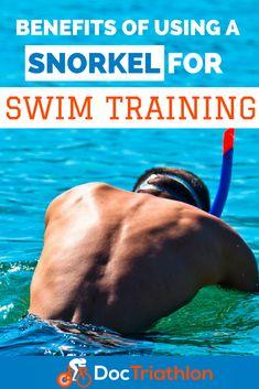 Benefits of Using a Snorkel For Swim Training Triathlon Motivation, Triathlon Gear, Triathlon Training, Marathon Training, Swimming For Beginners, Swimming Tips, Triathlon Swimming, Swimming Strokes, Swim Training