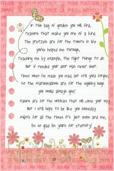 Happy sweet 16 birthday bracelet jewelry gift on sale birthday free birthday poems for mother to our verse atile free online printable mother birthday verses bookmarktalkfo