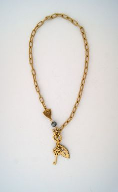 ExVoto Vintage Jewelry Harper Necklace